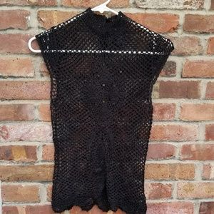 Knitted tank